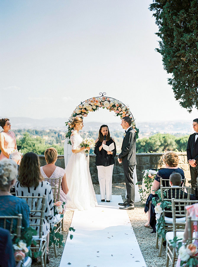 Villa Le Fontanelle Tuscany Wedding Jane   Jason 256 2