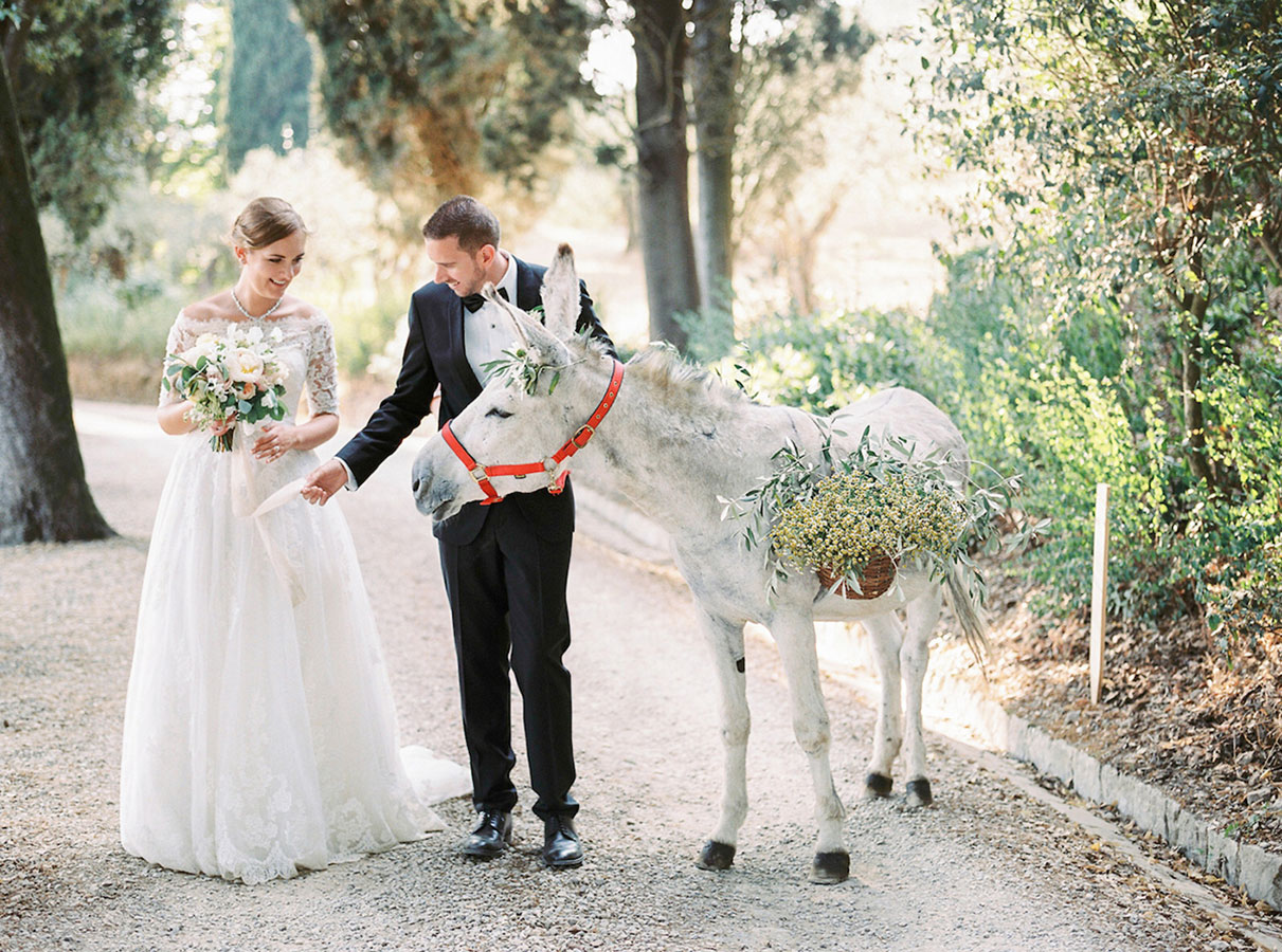 Villa Le Fontanelle Tuscany Wedding Jane   Jason 417 2