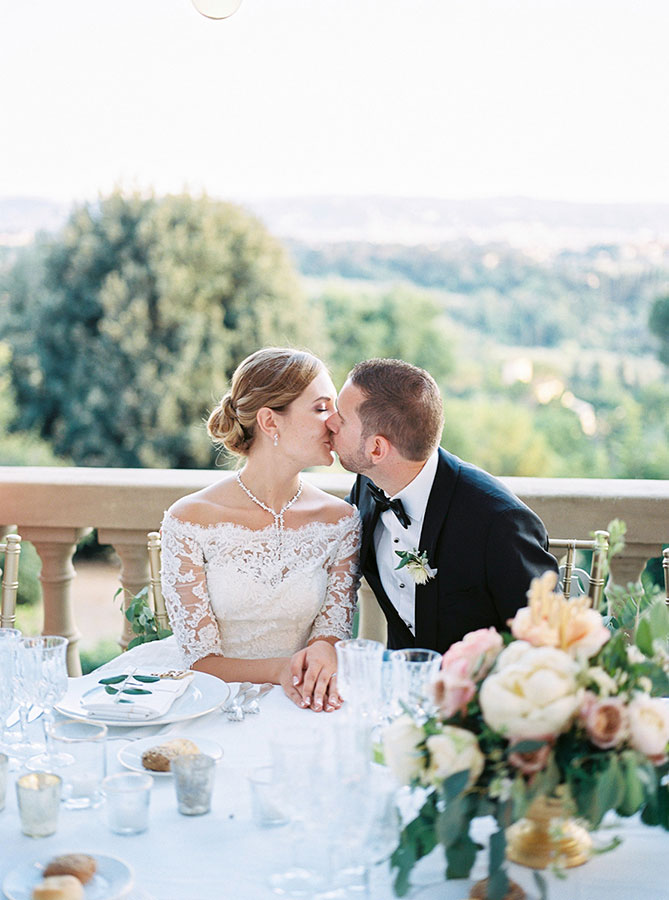 Villa Le Fontanelle Tuscany Wedding Jane   Jason 576 2