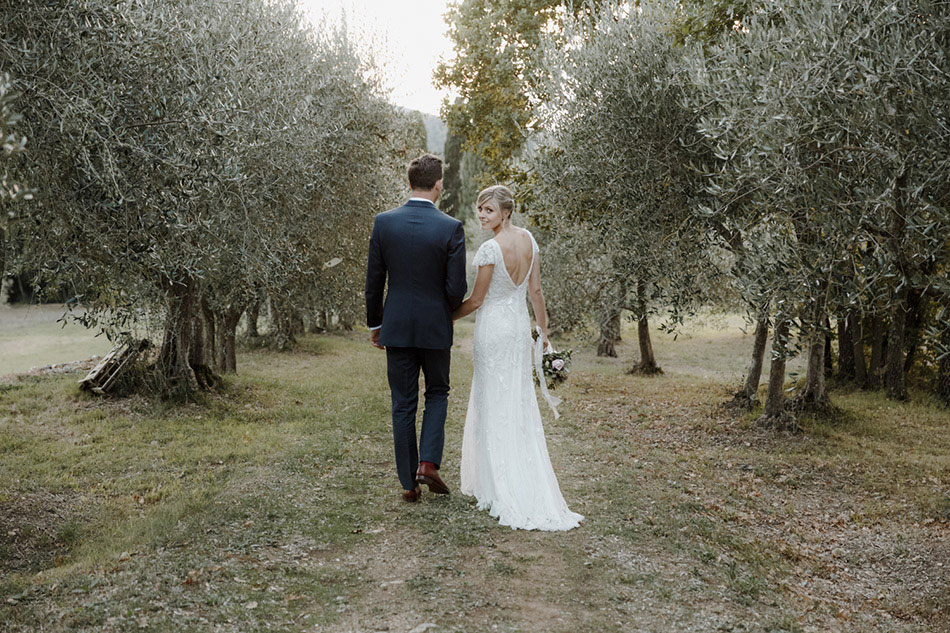 Ruth And Luke Tuscany Wedding 185