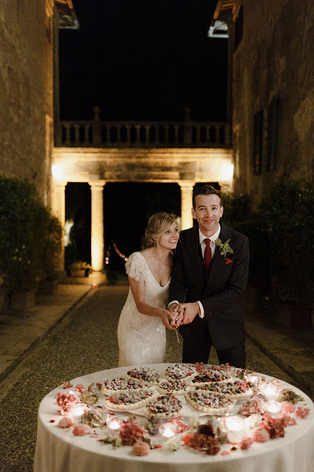Ruth And Luke Tuscany Wedding 200